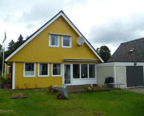 Fasad och fönstermålning i Habo Jönköping - JDVH Måleri i Jönköping afc4b6319beaf